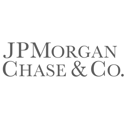 Логотип компании JPMorgan Chase & Co