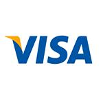 Логотип компании Visa.inc