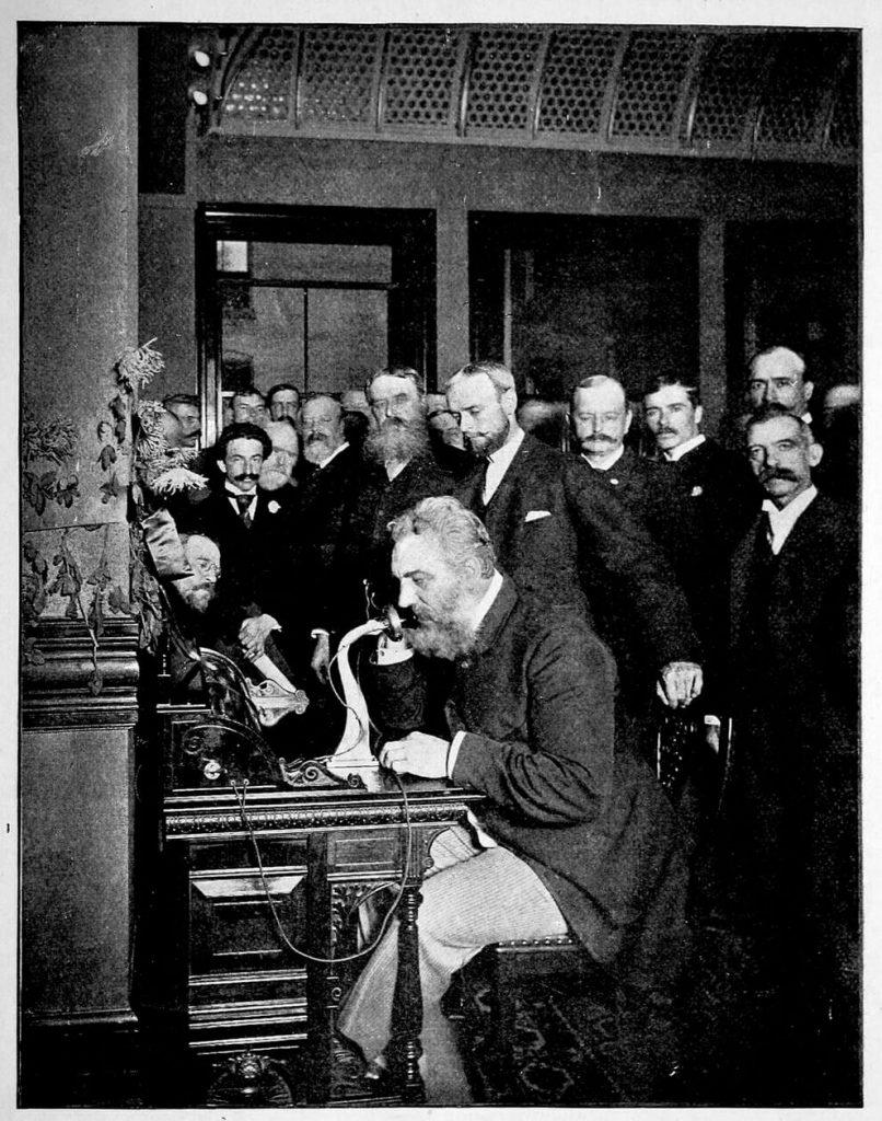 7 марта 1876 года 29-летний Александр Грэм Белл получает патент на свое революционное изобретение - телефон.