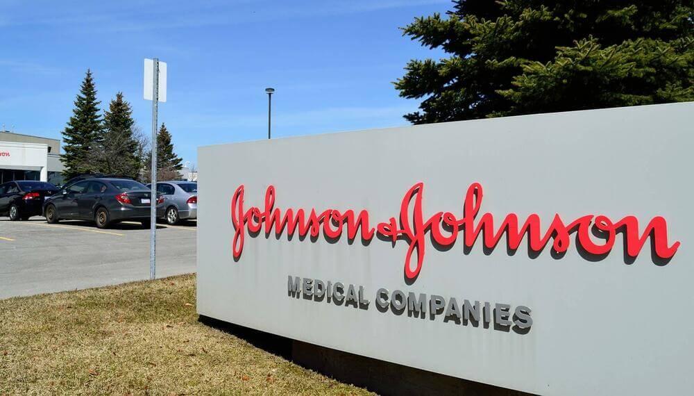 Медицинская компания Jonson & Jonson