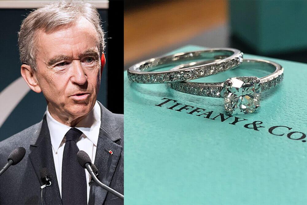 Бернар Арно (Bernard Arnault) и Tiffany & Co