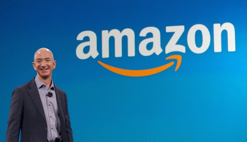 Amazon CEO Jeff Bezos. (GeekWire File Photo).