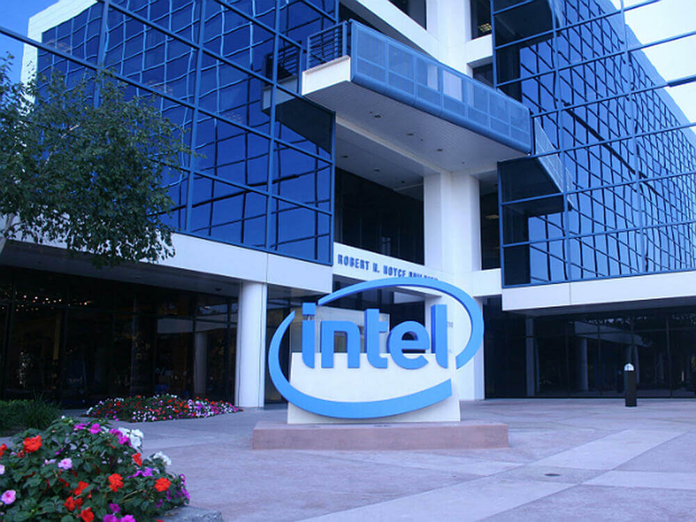 Штаб-квартира компании Intel