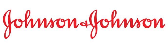 Логотип Johnson & Johnson, «Джонсон энд Джонсон»