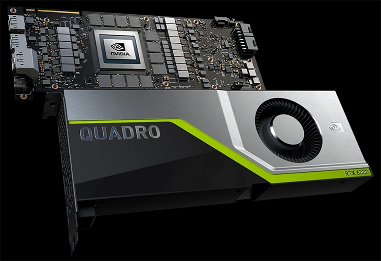 Видеокарта Nvidia серии Quadro