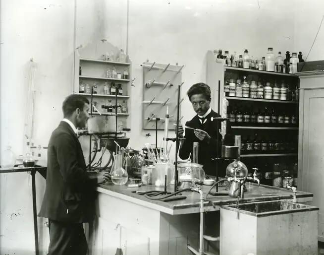 Hoffmann-La Roche & Ko, 1894 г.