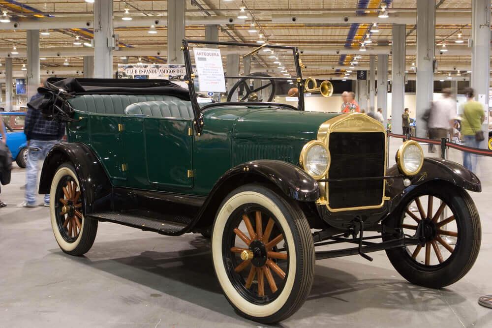 Ford Model T в музее