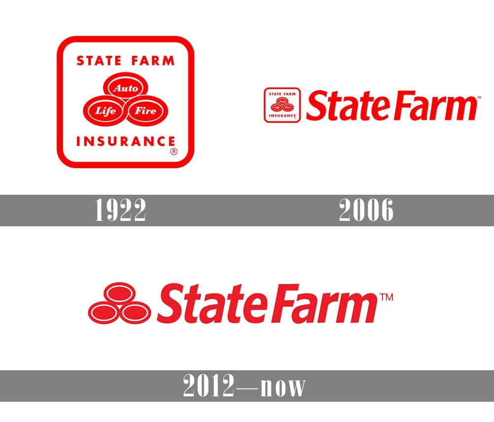 История логотипа компании State Farm