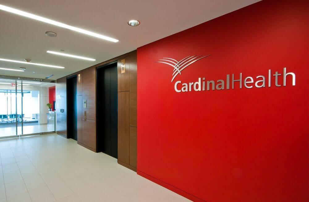 Офис компании Cardinal Health