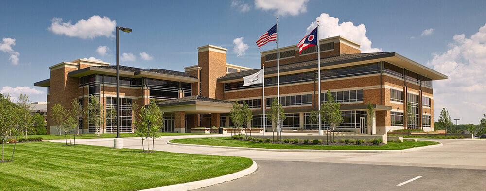 Штаб-квартира компании Cardinal Health