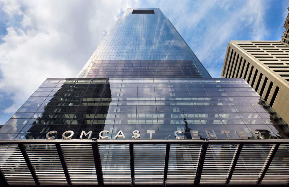 Штаб-квартира компании Comcast Corporation