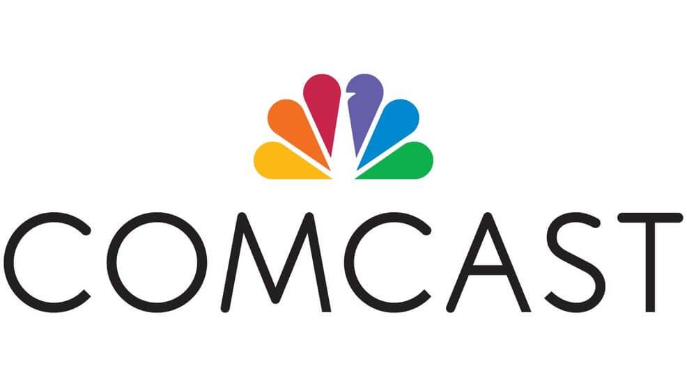 Логотип компании Comcast