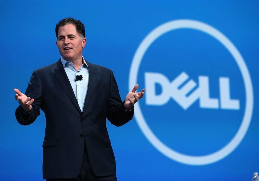 Майкл Делл - основатель компании Dell Inc.