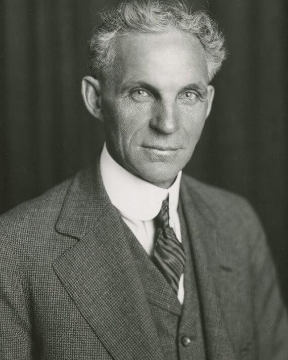 Генри Форд. Основатель компании Ford