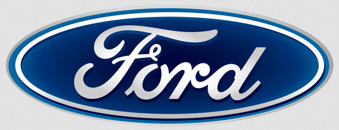 Логотип компании Ford Motor Company