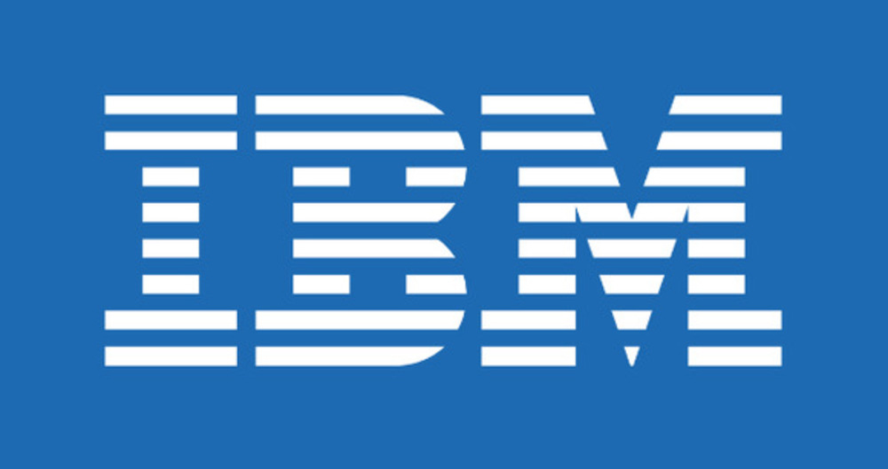 Логотип компании IBM