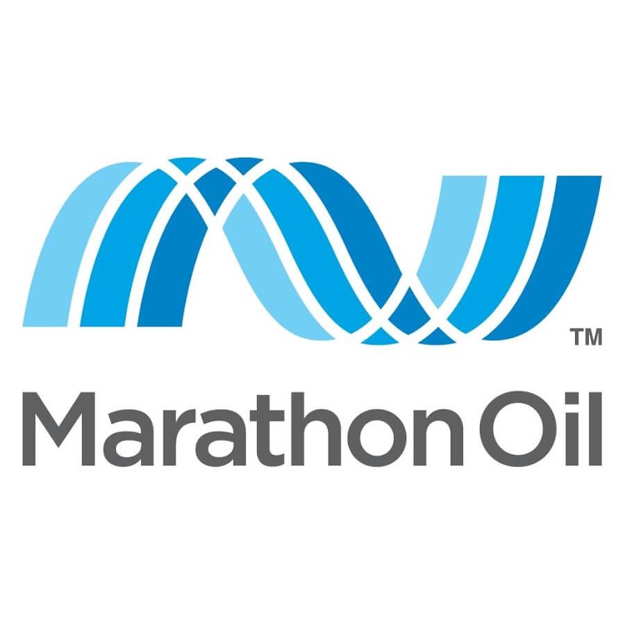 Логотип компании Marathon Oil Company
