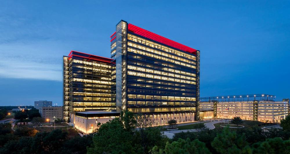 Штаб квартира Phillips 66 в Техасе, США