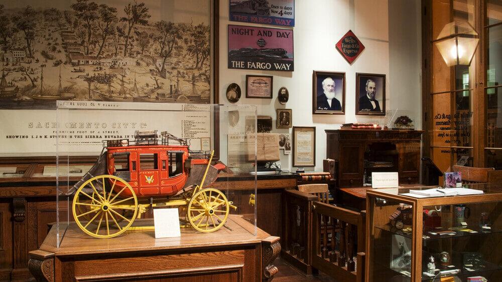 Музей банка Wells Fargo