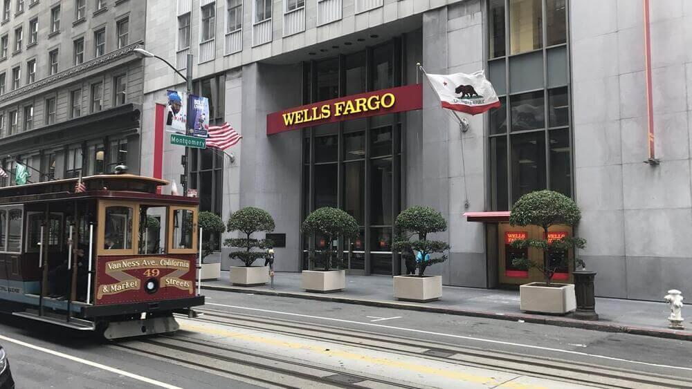 Штаб-квартира Wells Fargo Bank