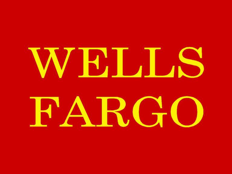 Логотип банка Wells Fargo