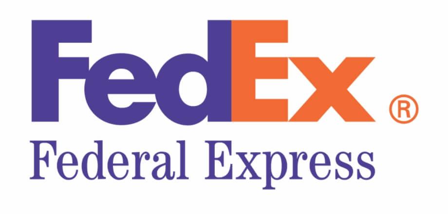 Логотип компании FedEx